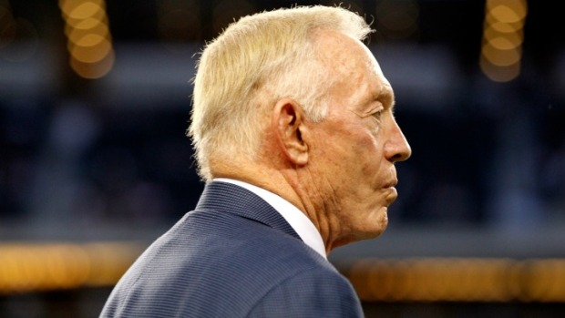 Jerry Jones Raises the Heat on the Cowboys