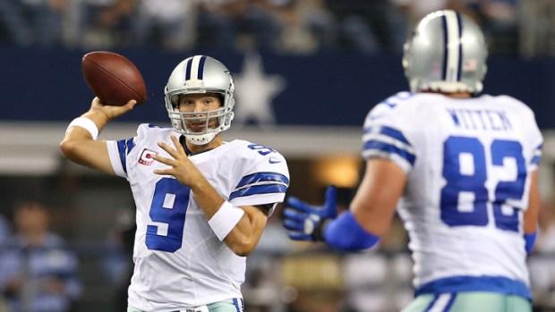 Dallas Cowboys tight end Jason Witten breaks NFL single season ...
