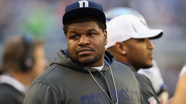 Report: Josh Brent Won't Be Permitted On The Sidelines Going Forward
