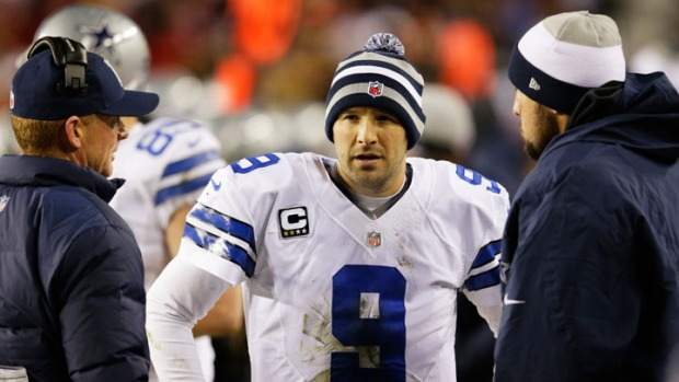 Cowboys' 2012 Red Zone Struggles
