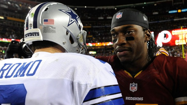 Fan Loses Bet, Names Son After RG3