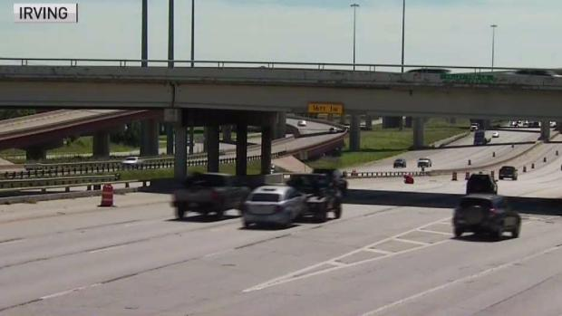 [DFW] Midtown Express Contractor Corrects Confusing Lane Shift After NBC 5 Report