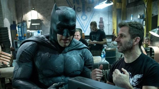 [NATL] Ben Affleck Confirms He's Done With Batman
