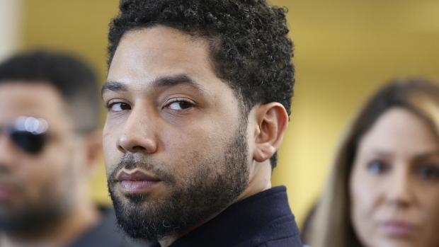 Chicago Releases 911 Calls From Jussie Smollett Incident