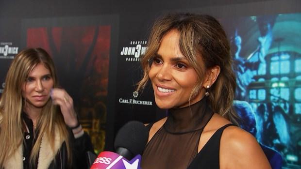 [NATL-AH] Halle Berry Lobbied Hard for 'John Wick 3' Part