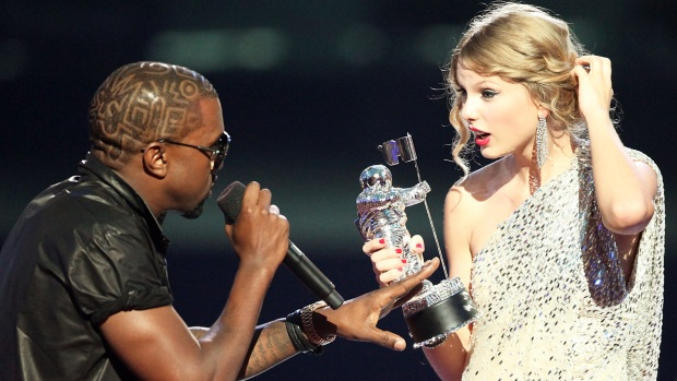 [NATL-AH] Taylor Swift Calls Kanye West 'Two-Faced' Amid Ongoing Feud