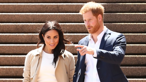 [NATL-AH] Prince Harry & Meghan Markle in Rome for Misha Nonoo's Wedding