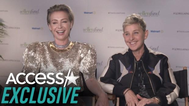 [NATL-AH] Ellen DeGeneres Gifted Portia de Rossi A Lamborghini