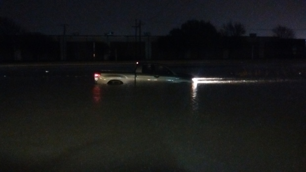 Storms Bring Tornadoes and Flash Flooding to North Texas