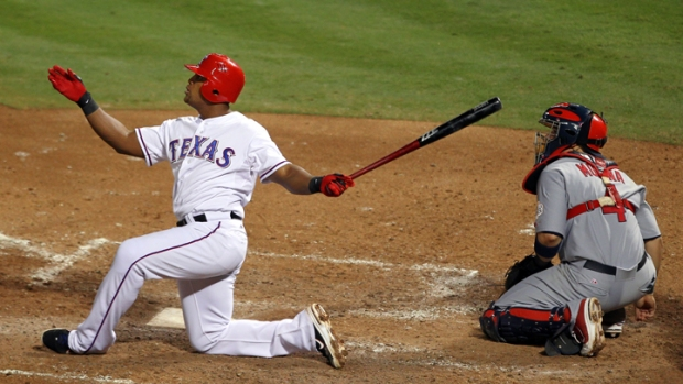 Beltre Punctuates Great Season