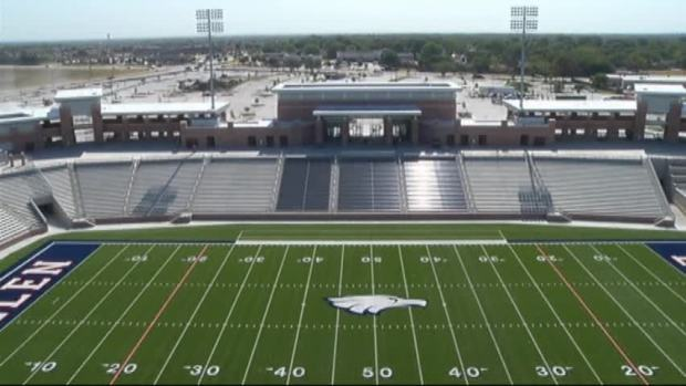 [DFW] Allen Unveils $60 Million Eagle Stadium