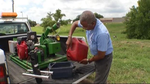 [DFW] Dallas to Increase Mosquito Spraying