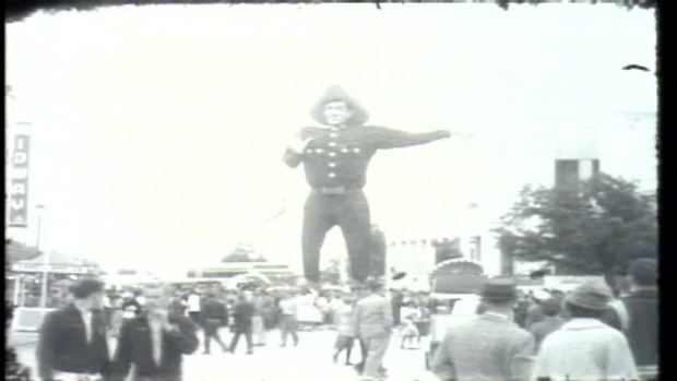 [DFW] The History of Big Tex
