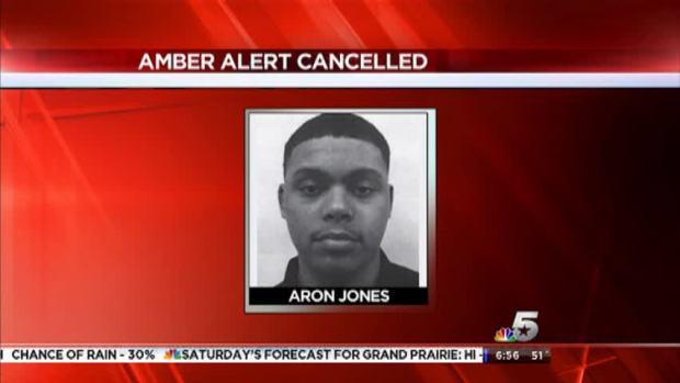 [DFW] Amber Alert Canceled, Teen Found Safe