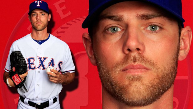 Texas Rangers 2014 Active Roster