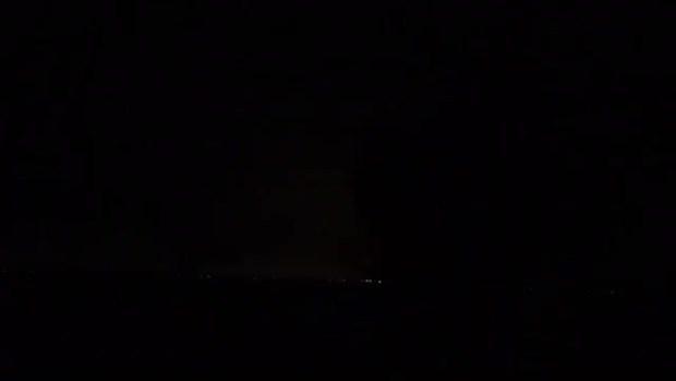 Tornado in Rowlett