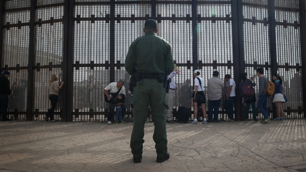U.S. Border Control Crisis in Photos