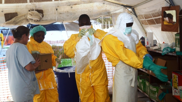 [DFW] West Africa Ebola Situation Worsening: Report