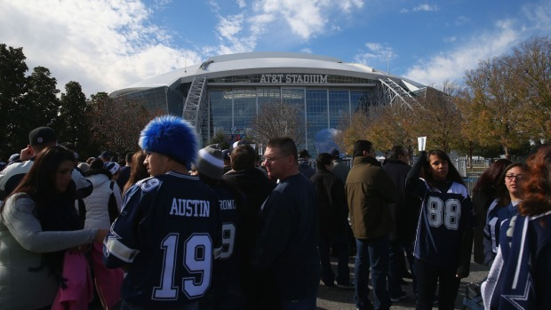 [DFW] AT&T Stadium Cell Infrastructure Could Service Abilene