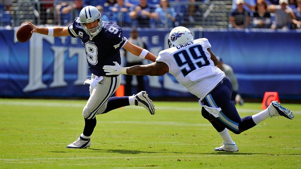 Images from the Sideline: Cowboys vs. Titans