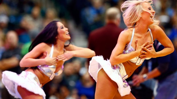Dallas Mavericks Dancers