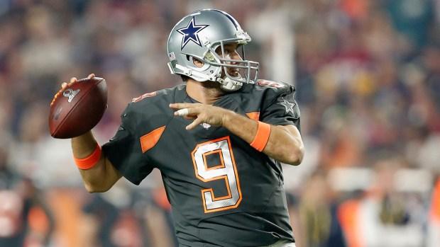 Sideline Images: Cowboys in 2015 Pro Bowl