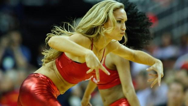 NBA Dancers 2014-2015