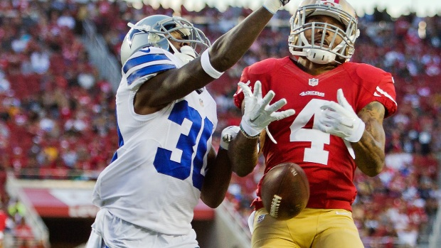 Images from the Sideline: Cowboys vs. 49ers