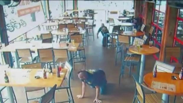 [DFW] Video Shows Biker, Police Shootout in Waco