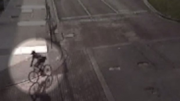 [DFW] Police Relase Video of '666' Vandal