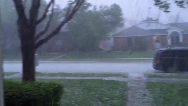 Hail Video 3-17-16