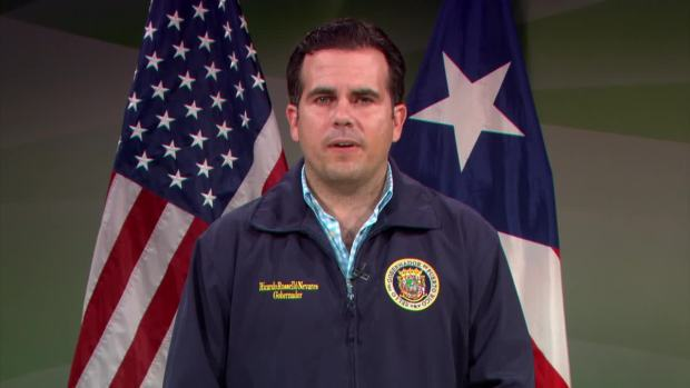 [NATL] Puerto Rico Governor Addresses the Nation Ahead of Hurricane Maria