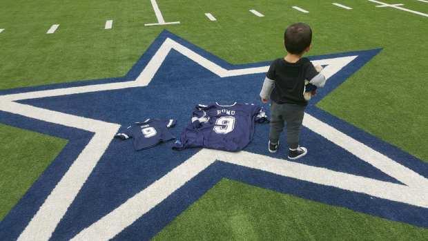 Cowboys Fans Share Their Tony Romo Photos