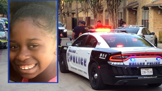 [DFW] 9-Year-Old Girl Shot, Killed in Old East Dallas