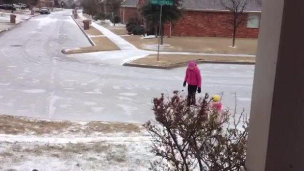 Winter Fun - Ice Skating