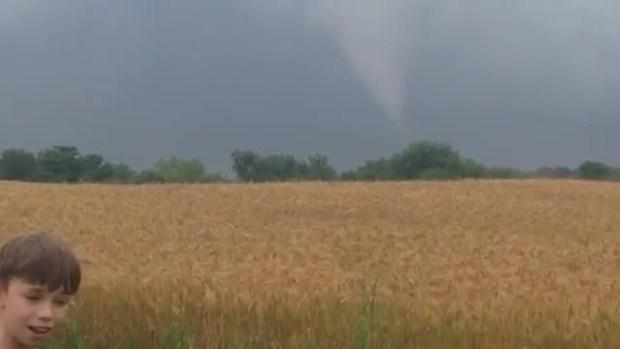 Tornado Waxahachie