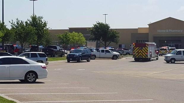 SWAT Kills Gunman, Wal-Mart Hostage Safe