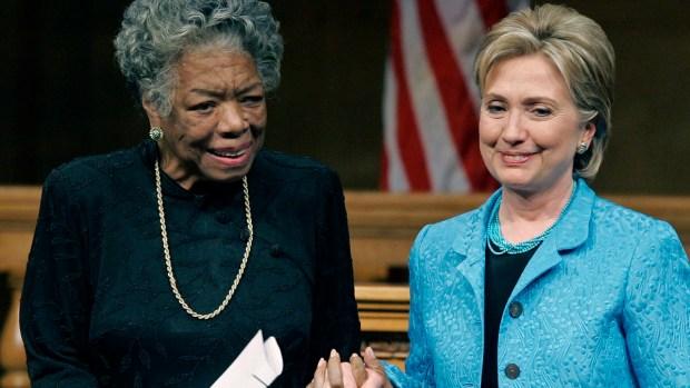 [NATL] Maya Angelou: Life and Times