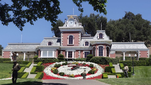 [NATL] Michael Jackson's Neverland For Sale for $100 Million