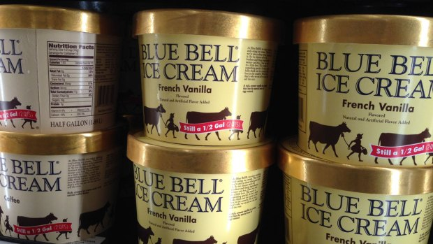 [DFW] Brenham, Loyal Fans Rallying Behind Blue Bell
