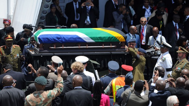 [NATL] The World Remembers Mandela's Incredible Life
