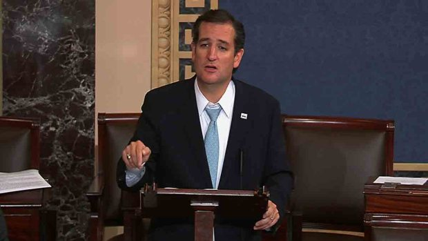[DFW] FBI InvestigatesThreats Against Sen. Ted Cruz