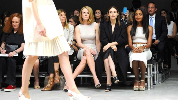 [NATL] NY Fashion Week Spring 2014: Celebrities in the Front Row
