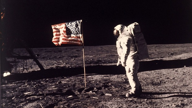 [NATL] One Giant Leap: The First Moon Landing 45 Years Later