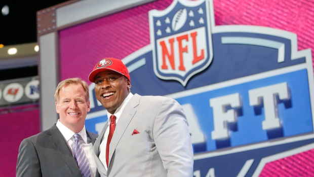 [NATL] The 2014 NFL Draft in Photos