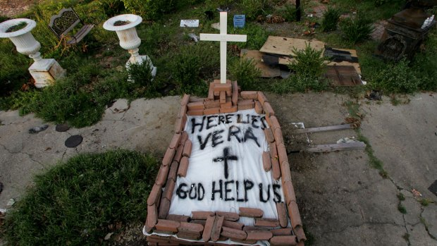 [NATL-PHI]Remembering Hurricane Katrina 10 Years Later