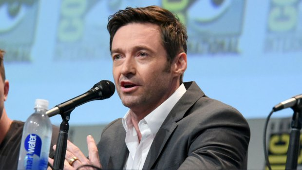 [G-2015] Celebrities Hit Comic-Con
