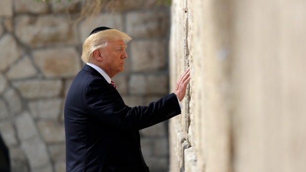 Top News: Trump Visits Holy Sites, Meets Israeli Leaders