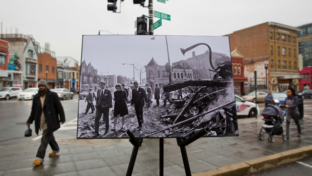 Then and Now: Scenes From DC After MLK's Assassination