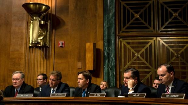 [NATL] PHOTOS: Kavanaugh-Ford Hearings and Protests
